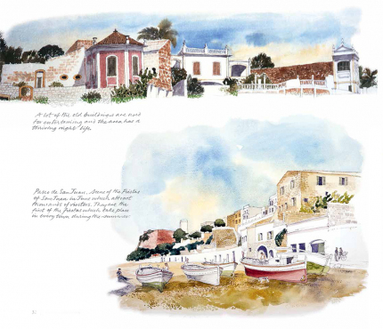 Menorca-Sketchbook-English-4