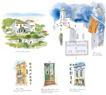 Menorca-Sketchbook-English-7
