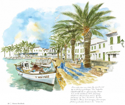 Menorca-Sketchbook-English-8