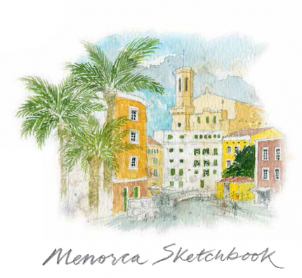 Menorca-Sketchbook-English