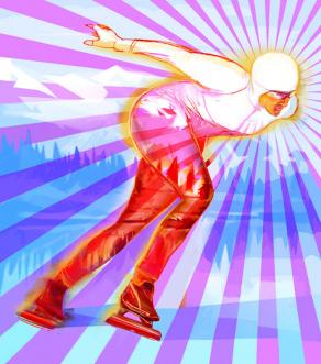Sun Ray Skate