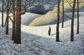 mark_edwards_white_wood_man_at_the_tunnel