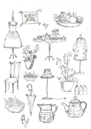 sketches 2 sophie tilley