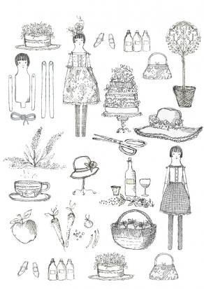 sketches 3 sophie tilley
