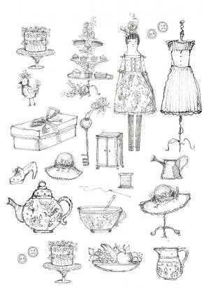 sketches sophie tilley