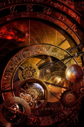 clockwork-universe