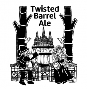 Twisted-barrel