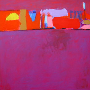 AT-THE-DEGE-OF-THE-DESERT-Acrylic-on-Canvas-90cm-x-90cm