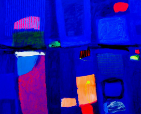 BLUE-STUDIO-Acrylic-on-Canvas-4ft-x-5ft-122cm-x-152cm