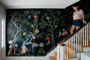 Maplewood-Mural